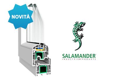 Salamander Streamline
